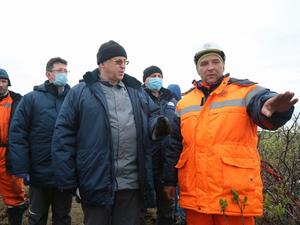 «Норникель»: работы по ликвидации последствий аварии идут по плану