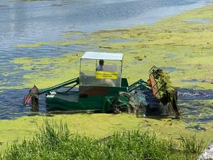 В Челябинске отчитались об очистке реки Миасс
