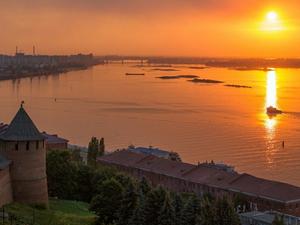 Ждем туристов! Нижегородские закаты прорекламируют в девяти городах России