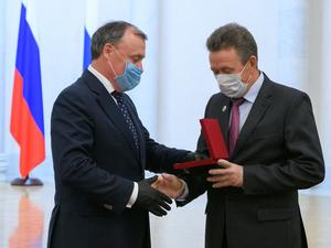 В Свердловской области появился тринадцатый «Заслуженный предприниматель»