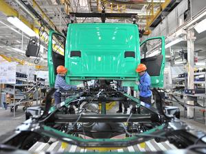 Промышленность не восстановилась. Индекс производства в Нижегородской области снизился