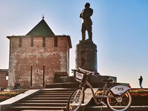 ВТБ: средняя продолжительность поездок нижегородцев на «Велобайке» составляет 35 минут