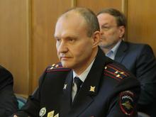 Экс-главу УМВД по Екатеринбургу подозревают в получении взятки