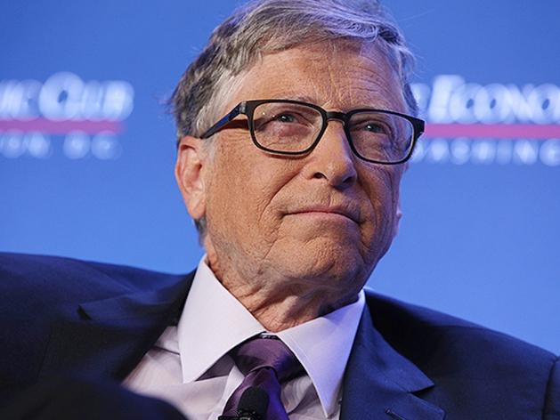 Билл Гейтс. Иллюстрация: wikipedia.org