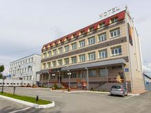 Почти за 200 миллионов продают отель с мансардой в Новосибирске