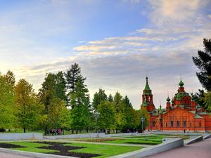 На благоустройство парков и скверов в Челябинске за год затратят 178 млн руб.