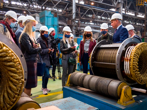 «ЭЛСИБ» вложит в производство 352 млн руб.