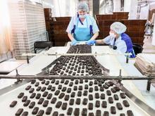 На «Красконе» увеличили производство конфет
