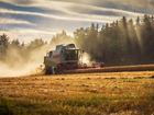 «Цифровые» комбайны более чем на 6 миллиардов закупили новосибирские аграрии