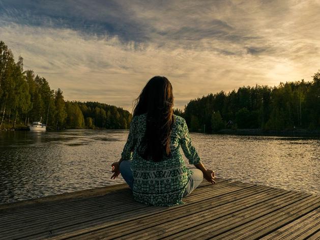 Медитация — новая панацея? Часть людей она довела до депрессии и мыслей о суициде