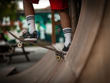 Велодорожка, экотропа и скейт-площадка появятся в строящемся на острове парке