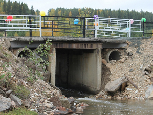 Урбанист Илья Варламов нашел «самый уродливый мост России». Он оказался под Нижним Тагилом