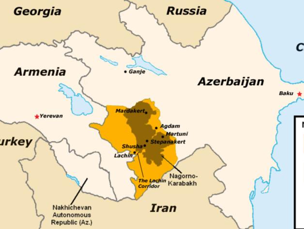 Обострение конфликта в Нагорном Карабахе: Армения и Азербайджан ввели военное положение