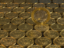Падение, рост, снова падение? В октябре курс рубля рискует меняться мгновенно
