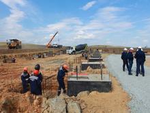 Челябинской области заложили фундамент золотоизвлекательной фабрики