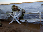 Нижегородский предприниматель и его спутница погибли из-за падения в Волгу на самолете