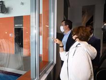 Новый фитнес-клуб сети «ФизКульт» открылся в Сормово в пандемию. Его посетил губернатор