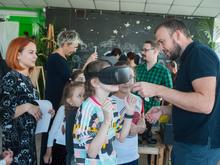 В Красноярске создан прототип VR-музея Андрея Поздеева