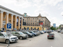 Улицу Ленина в Новосибирске могут реконструировать к МЧМ-2023