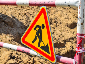 На несколько недель сузят дорогу в центре Новосибирска