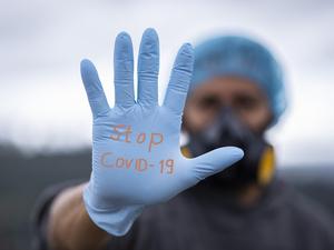 Коронавирусный госпиталь на Рокоссовского снова готовят к открытию