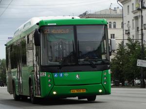 Москва закупит для Екатеринбурга еще почти шестьдесят зеленых автобусов