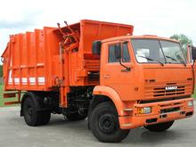Власти Челябинской области закупают дополнительные мусоровозы для горнозаводской зоны