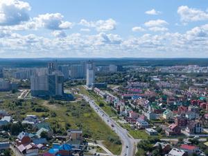 Будет район-гигант. На Широкой речке построят 1,2 млн кв. метров жилья