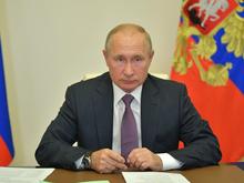 Путин и Куйвашев обсудили строительство инфраструктуры к Универсиаде-2023