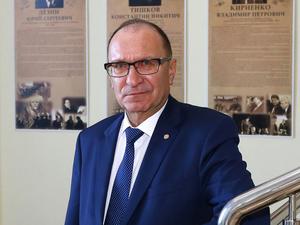 Ректор НГТУ Сергей Дмитриев стал лауреатом премии правительства РФ в области образования