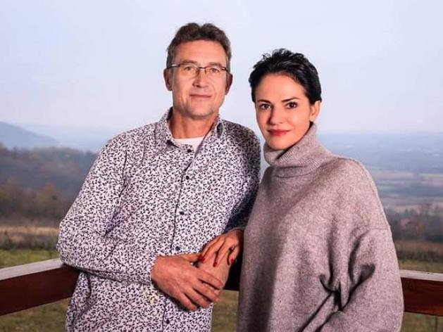Вера Тарасова и Михаил Голубцов