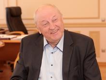 Первый губернатор Свердловской области отмечает день рождения