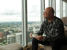 Юрий Левитас, Black Star Burger: «Еда должна быть бесплатной для всех»