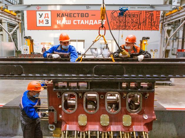 Не новичок: как уральский завод стал эталоном для других производств страны