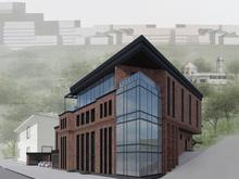 Новый комплекс предложили построить на Черниговской. Архитекторам проект не понравился