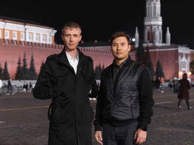 Максим Артемьев и Артур Мукминов