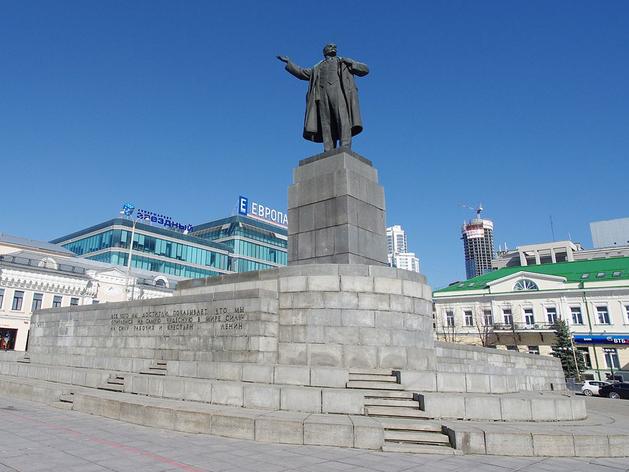 Из-за второй ветки метро Ленин может уехать с площади 1905-го года