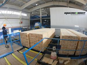Краслесинвест определил трех претендентов на проектирование завода в Богучанском районе