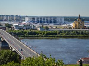 Главного инженера стадиона «Нижний Новгород» подозревают в получении взяток. Он задержан