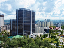 NEBOPLAZA: новый подход к офисной недвижимости Екатеринбурга