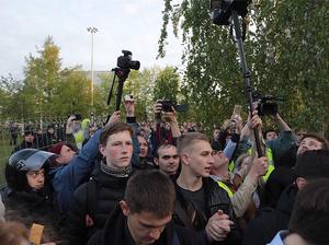 ЕСПЧ начал рассмотрение жалоб задержанных на протестах против Храма-на-Драме