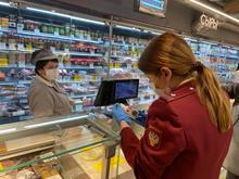 Три продуктовых магазина в Нижнем Новгороде закрыли из-за угрозы COVID