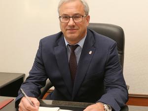 Из одной администрации в другую. Александр Кулагин стал главой Ленинского района