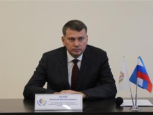 Бывший министр соцполитики Алексей Исаев стал и.о. управляющего областного отделения ФСС