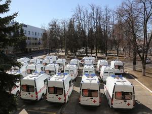 Количество «скорых» в Нижнем Новгороде оказалось почти в два раза ниже нормы