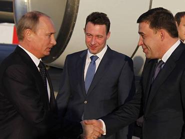 Екатеринбург проведет спортивный саммит. На мероприятии ждут Владимира Путина