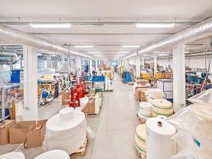 Инвестиции — 234 млн. В Нижегородской области запущено производство самоклеящейся ленты