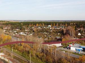 «Соединит Плотинку и лесопарк». Архитекторы спроектировали мост через промзону на Шарташе