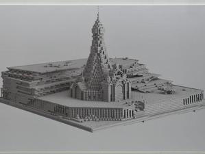 Город не получит к 300-летию храм Святой Екатерины