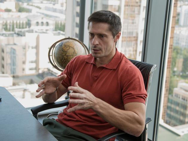 Андрей Антипов, генеральный директор ОЭЗ «Титановая долина»
